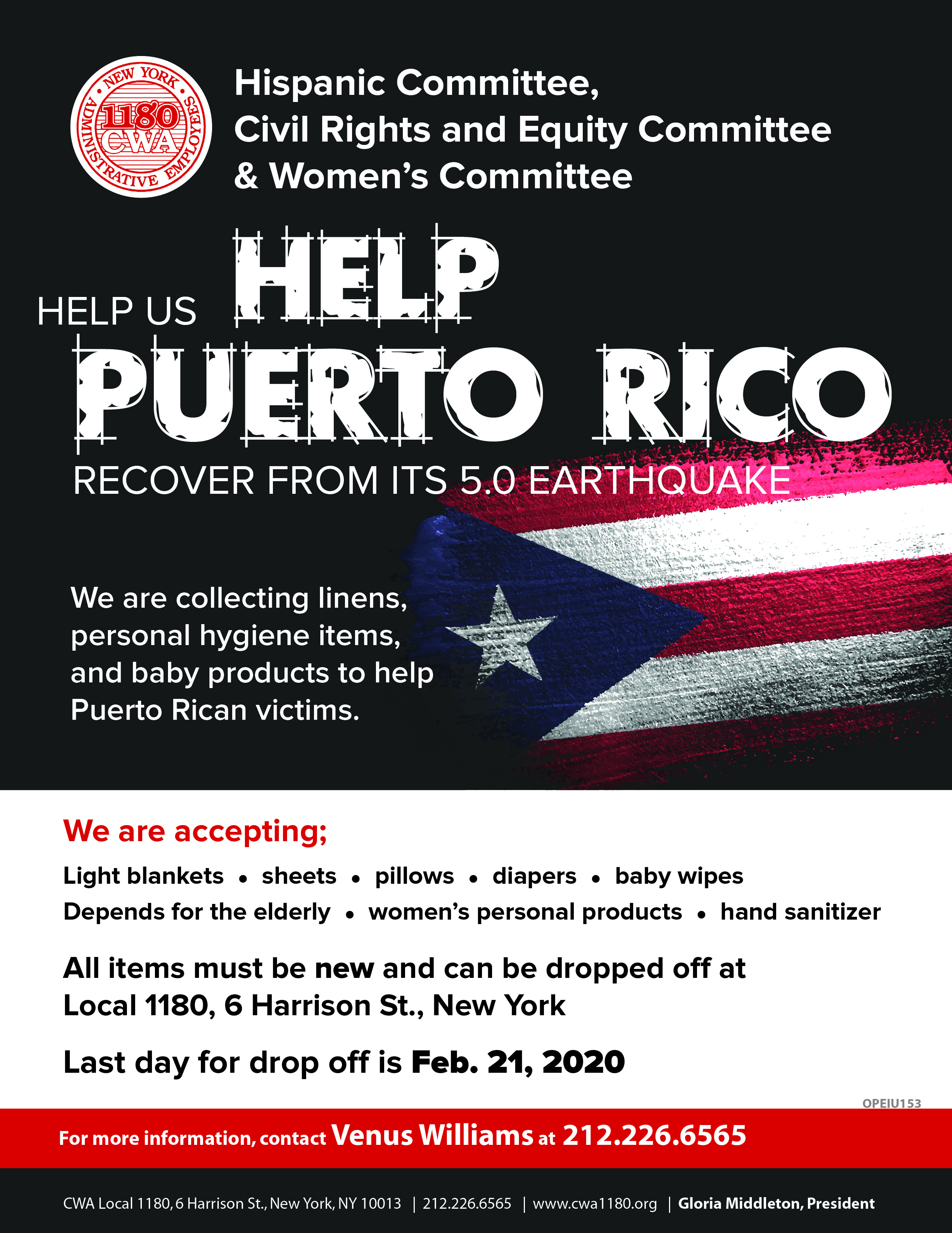 Puerto Rican Earthquake collection 2020_01