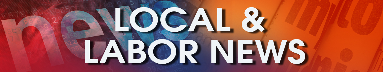 Local&Labor News  button